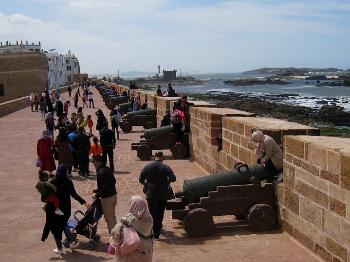 Fortifications d'Essaouira